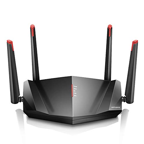 Wifi Router- AC1200 Smart Wifi Router, 2.4G & 5G Dual Band Wireless Gigabit Router with MU-MIMO and Beamforming Technology, 1xWAN Port/ 3xGigabit LAN Ports, Supporting IPv6, WPS, AP Mode, Simple Setup