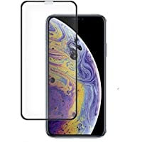 For iphone 11 (6.1 inch) 5D glass screen protector - Black