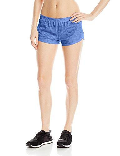 - Soffe Women's Teeny Tiny Short, Amparo Blue, Medium