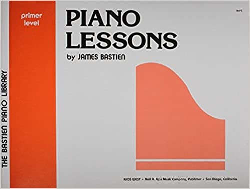 wp1 bastien piano library piano lessons primer level