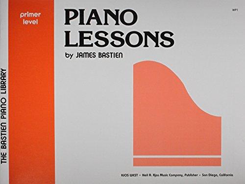 WP1 - Bastien Piano Library Piano Lessons Primer Level ()