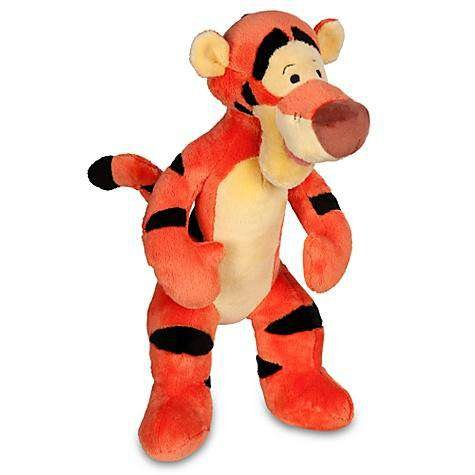 Disney Winnie the Pooh Exclusive 16 Inch Deluxe Plush Toy Tigger (Toy Tigger)
