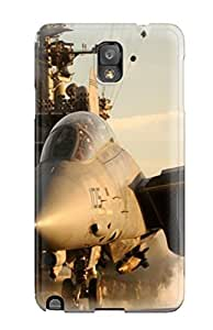 Yasmeen Afnan Shalhoub's Shop Hot New Jet Fighter Military Man Made Military Tpu Case Cover, Anti-scratch Phone Case For Galaxy Note 3 6739376K81617456