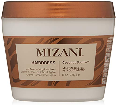 Mizani Scalp Care - MIZANI Coconut Souffle Light Moisturizing Hairdress, 8 oz.