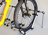 Pipeline Racks Truck Bed Bike Rack - Holds 3 Bikes