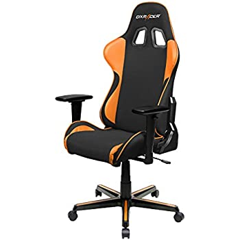 DXRacer FH11/NO Black Orange Formula Series Racing Bucket Seat Office Chair Gaming Ergonomic with  sc 1 st  Amazon.com & Amazon.com: DXRacer FH11/NO Black Orange Formula Series Racing ...