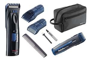 BaByliss E697PE - Kit de cortapelos + barbero