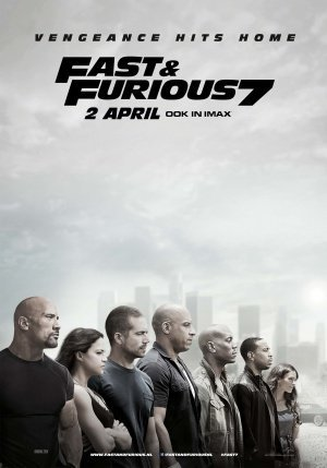 Image Unavailable. Image not available for. Color  Fast And The Furious 7  Movie Limited Print Photo ... 542d75b2d2