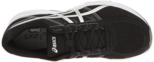 ASICS Men's Gel-Contend 4 Running Shoe, Black/Silver/Carbon, 7 M US by ASICS (Image #8)