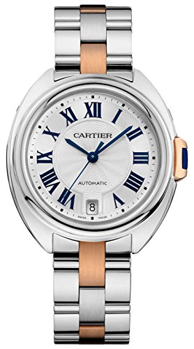 Cartier CLÉ DE CARTIER Women's Watch W2CL0004