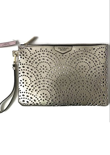 Make Cut Secret Laser Up Bag Victoria's Wristlet Bikini Gold Pouch qUvYcfw