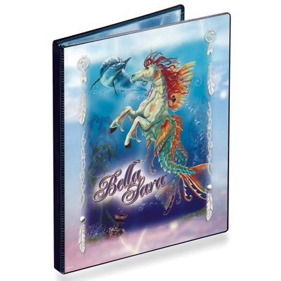 Bella Sara Chumash Design Trading Card Portfolio