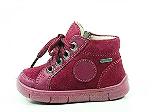 Superfit 1-00426 Ulli Mädchen Sneaker Schuhe Halbschuhe Weite Mittel IV GoreTex, Größe:19;Farbe:Rot