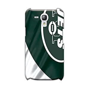 RobAmarook Samsung Galaxy S3 Mini Scratch Protection Phone Covers Allow Personal Design Colorful New York Jets Skin [MaJ10709kLPj]