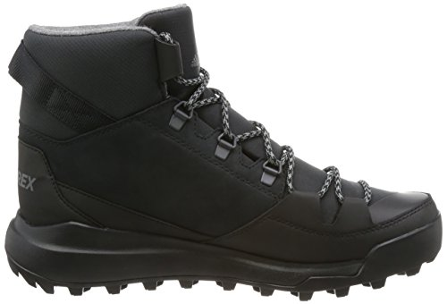 adidas Herren Terrex Winterpitch CW CP Trekking-& Wanderstiefel, Schwarz Black