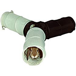 3-way Play Tunnel for Small Animals