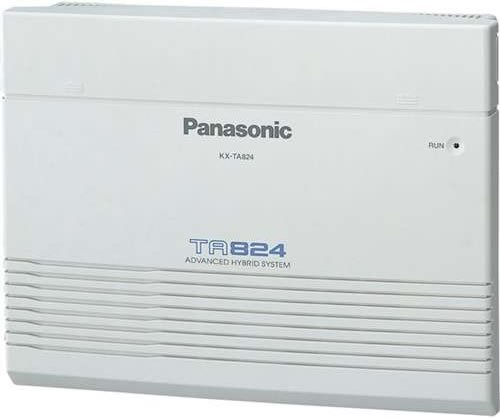 Panasonic KX-TA824 Advanced Hybrid Analog Telephone System Control Unit (Panasonic Pbx Phone compare prices)