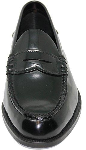 Color con Negro Zapato de Máxima Lottusse Mocasín Antifaz;Piel 58 Calidad 81xSv