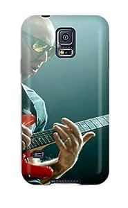Ernie Durante Jackson's Shop 5383881K41886580 Amazing Joe Satriani Awesome High Quality Galaxy S5 Case Skin
