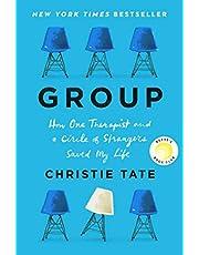 Group: HowOneTherapistandaCircleof StrangersSavedMyLife