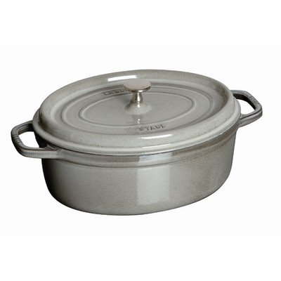 Oval Cocotte - 8