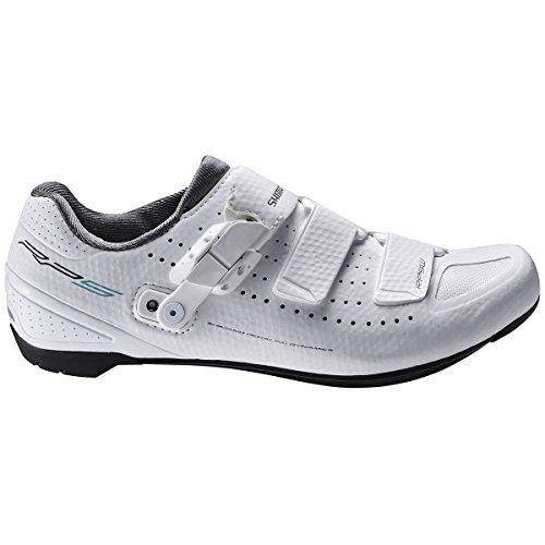 Shimano SH-RP500 Cycling Shoe - Women's White, 41.0 (Women Shimano Cycling Shoes compare prices)