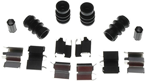 ACDelco 18K1044X Professional Front Disc Brake Caliper Hardware Kit with Clips, Seals, and Bushings