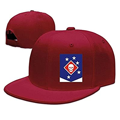 SunRuMo Adjustable Baseball Hat Trucker Hat Unisex/Men/Women - Marine Raiders by SunRuMo