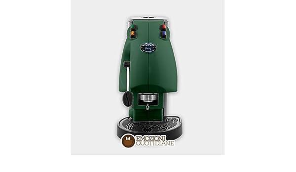 Cafetera eléctrica a gofres en papel ese 44 mm diesse Frog Color ...