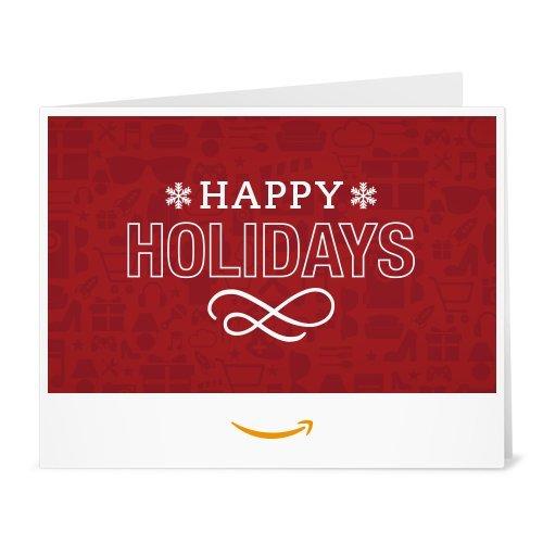 Holidays - Print at Home