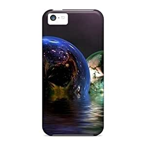 Hot 3d Balls First Grade Tpu Phone Cases For Iphone 5c Cases Covers