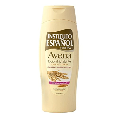 Avena Moisturizing Milk Hand & Body Lotion 17 oz