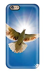 Frank J. Underwood's Shop 9692594K63154520 Durable Dove Bird From Sky Back Case/cover For Iphone 6