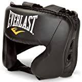 Everlast Everhide Headgear - Black