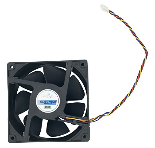 Asicminer Fan for Antminer S3, S5, S5+, S7, S9 D3, L3 by ASICMiner (Image #2)
