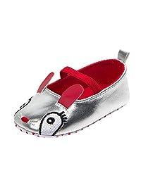Freshzone Unisex Baby Girls Cartoon Pre-Walker Anti-Slip Soft Shoes Sneaker Spring Summer