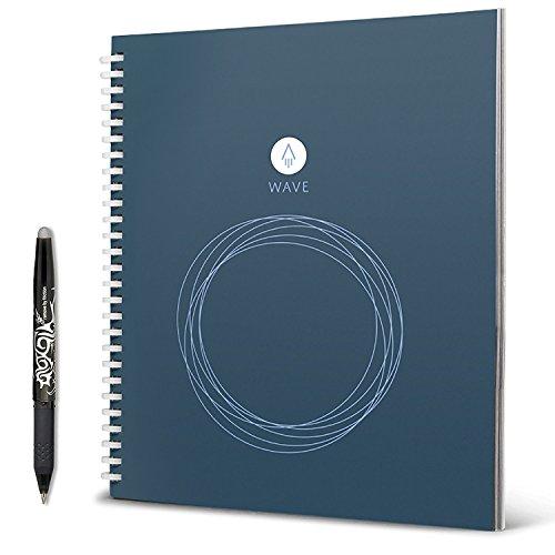 Rocketbook Wave Erasable Smart Notebook