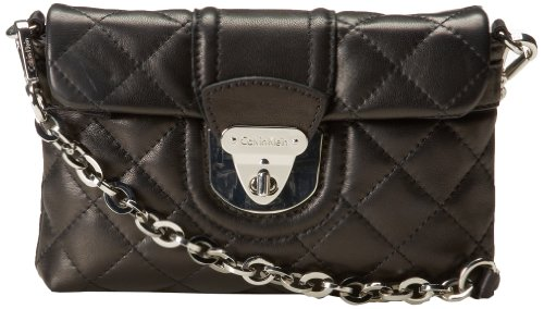 Calvin Klein Chelsea Cross Body BagBlackOne Size