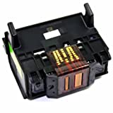 KingFurt Refurbished 4-Slot for HP 920 Print Head CD868-300001 Printhead for HP OfficeJet 6000 OfficeJet 6500A OfficeJet 7000 7500A B210a US Supply Printer Spare Parts and All in one(Black)