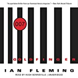 Bargain Audio Book - Goldfinger  James Bond  Book 7