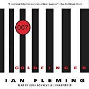 Goldfinger: James Bond, Book 7 | Ian Fleming