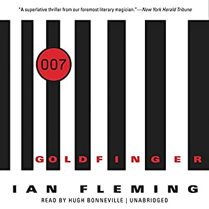 Goldfinger Audiobook