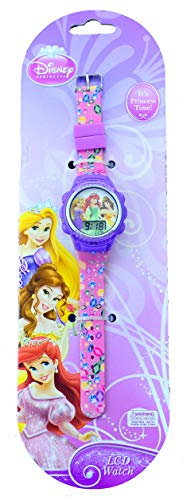 Disney PRSKD771 Princess Brides Pink LCD ()