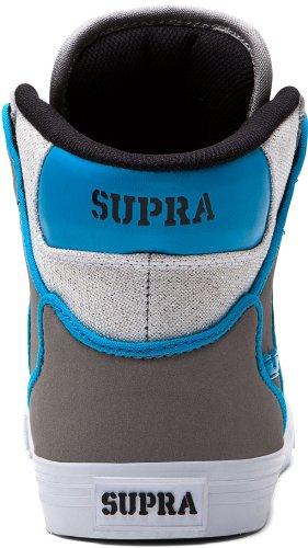 Supra Multicolor Glitter Grey Vaider Turq nbsp;White Shoes nbsp;– Wmns dw81q44