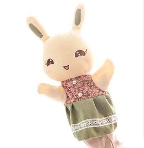 Marionnettes à motif de lapin / marionnette de haute qualité / jouets pour enfants
