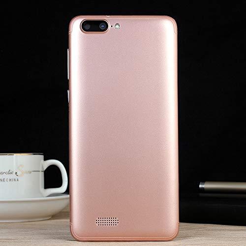 Mbtaua-Phone 5.5'' Ultrathin Smartphone Android 6.0 Octa-Core & 512MB+4G GSM WiFi Dual Unlocked Smartphone Rose Gold