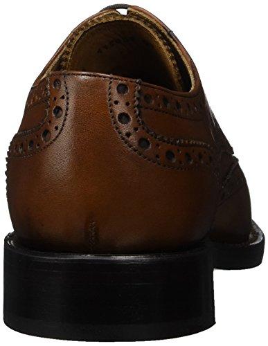 J Brown Braun Briggs Whisky Briggs J Zapatos Goodyear Hombre FwFUqrfx