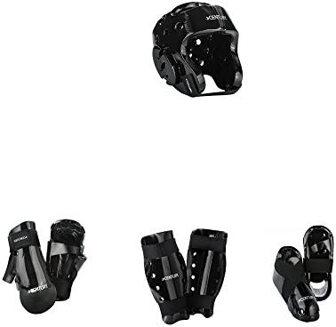 Century Kid/'s Martial Arts Student Sparring Shin Guards Black