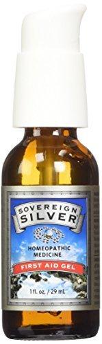 First Aid Gel, 1 fl oz (29 ml) by Sovereign Silver