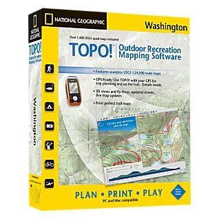 - Outdoor Recreation Mapping Software-Washington